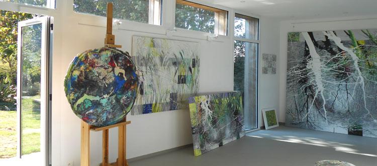 Philippe Gentils - Artiste Peintre - Atelier Galerie - Bretagne Sud